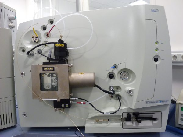 Waters LCT Premier XE_mass spectrometer